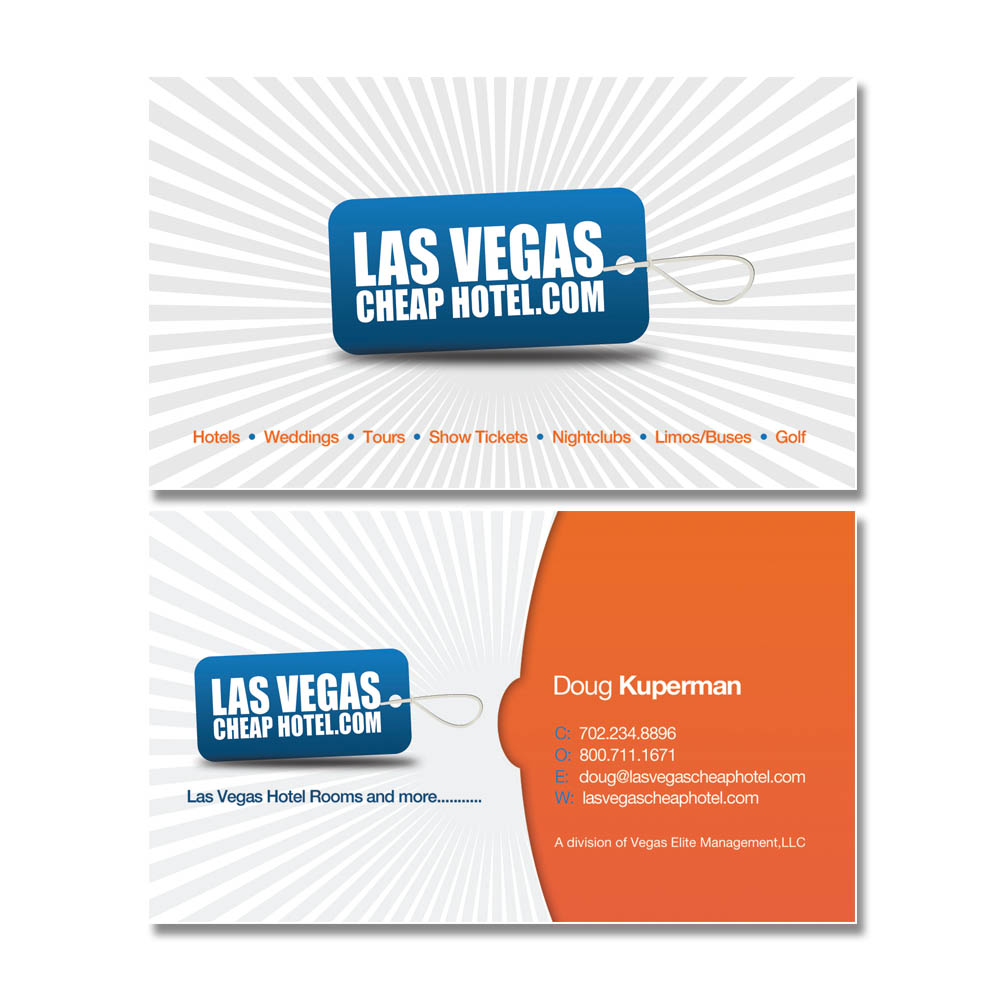 Cheap Business Cards Las Vegas Gallery - Free Business Cards