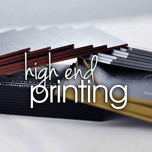 Printing Portfolio - Dieter Designs Las Vegas